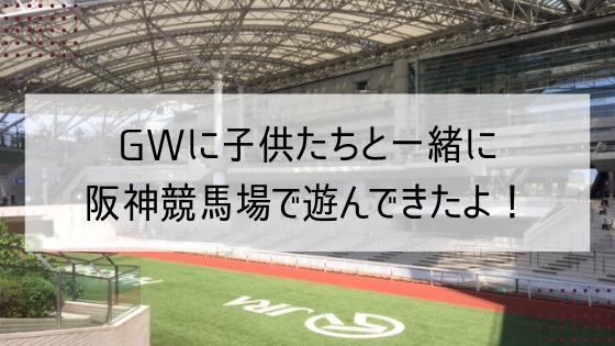 阪神競馬場公園情報