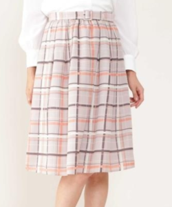 桜井ユキ1話スカート